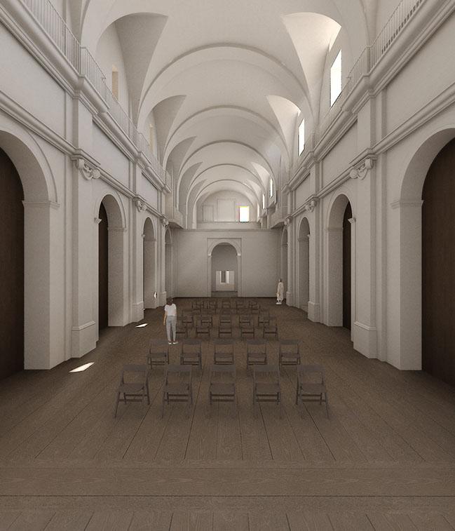 Raimon Centre for Cultural Activities in Xàtiva by Ramón Esteve Estudio