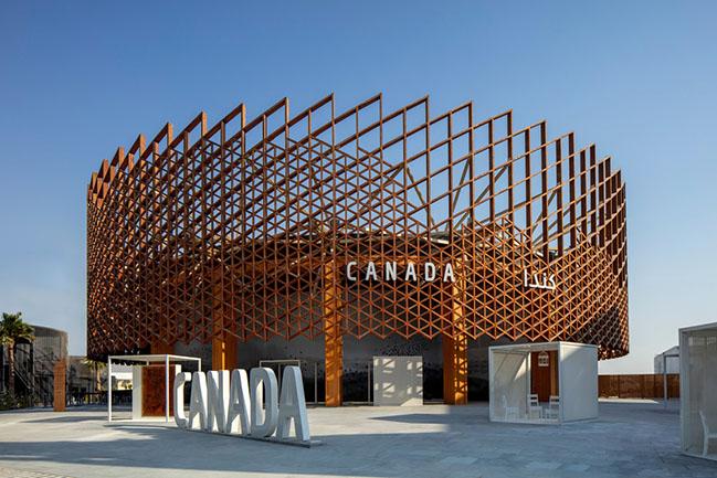TRACES by KANVA at Expo 2020 Dubai, Canada Pavilion