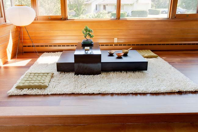 Anese Style Living Room Design